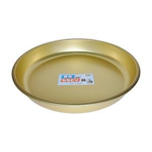 すし鉢 (もちとり盆)48cm 前川金属工業所 宝こづち印 アルミ 寿司鉢 金TD|plusys