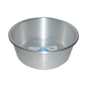 ニュー 洗桶 27cm 前川金属工業所 アルミ 食器洗い 洗い桶 金TD|plusys