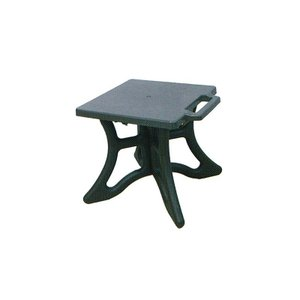 【10個】 クロスチェア 茶 組立式 アウトドア 屋外 椅子 イス 安全興業【代引不可】 個人店入れ|plusys