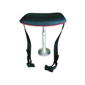 バネDE楽々イス [スプリング内蔵] 農業用椅子 ベルト付 槍木産業 うつぎ産業 カ施 【代引不可】|plusys
