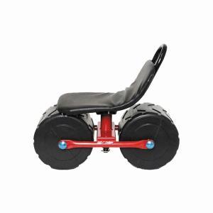 ミツギロン 快適チェアー EG-45 高さ調節機能 屋外 椅子 台車 ガーデニング 園芸 農園 イス 福KH|plusys