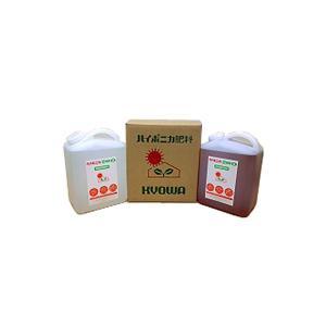 ハイポニカ液体肥料 A液・B液 4L各1本セット×2セットのお届けとなります。  ハイポニカ液体肥料...