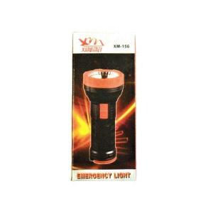 高輝度1 LED ハンディライト XM-156 アウトドア 夜間作業 キャンプ 釣り 納屋 倉庫作業 防災備品 フYD|plusys