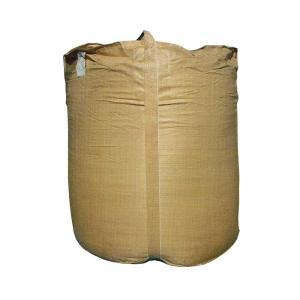 [10枚] 玄米用フレコン 1300L MHR-1300ST/C 丸型 玄米用コンテナバッグ 玄米 飼料米 保管輸送用 3段積み対応 田中産業 日B|plusys