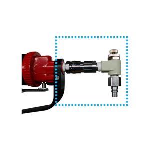 [オプション] エアー量調整弁 TAC-AC タイガー エアーハサミ用 エアー調節 切断スピード変更 ハオ [代引不可] plusys