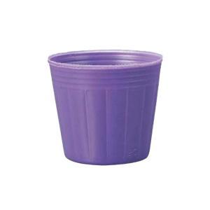 [30,000個] TOカラーポット 7.5cm 紫 丸型 ポリポット TOKAI ポット苗 育苗ポット 花 野菜 東海化成 タ種 [代引不可] plusys