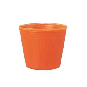 [30,000個] TOカラーポット 7.5cm オレンジ 丸型 ポリポット TOKAI ポット苗 育苗ポット 花 野菜 東海化成 タ種 [代引不可] plusys