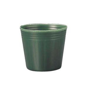 [30,000個] TOカラーポット 7.5cm 深緑 丸型 ポリポット TOKAI ポット苗 育苗ポット 花 野菜 東海化成 タ種 [代引不可] plusys