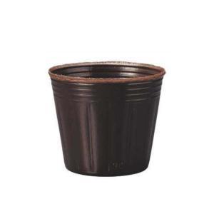 [30,000個] TOカラーポット 7.5cm 焦茶色 丸型 ポリポット TOKAI ポット苗 育苗ポット 花 野菜 東海化成 タ種 [代引不可] plusys
