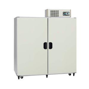 [北海道配送不可] 玄米野菜切替式保冷庫 アルインコ LWA-40V [送料・設置費込] 玄米30kg/40袋用 玄米・野菜 低温貯蔵庫 [日・祝設置不可] アR [代引不可]|plusys