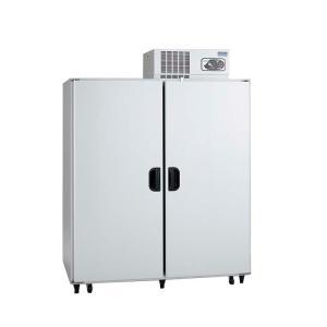 [北海道配送不可] 玄米保冷庫 アルインコ WFR-32AV 200V [送料・設置費込]  玄米30kg/32袋用 野菜モード 低温貯蔵庫 [日・祝設置不可] アR [代引不可]|plusys