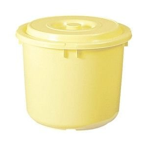 トンボ つけもの容器 30型 押しフタ付 ポリエチレン 金TD|plusys