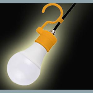 LED-8W クリップランプ(屋内・屋外用) 防水  KY-08W  コY D plusys