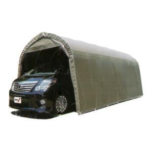 パイプ車庫 3256BSB ベース車庫大型BOX用 西4 南栄工業 D|plusys