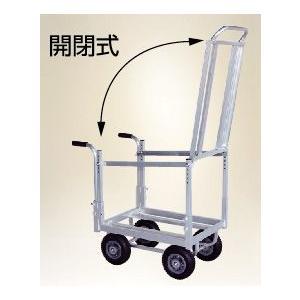 ハラックス 愛菜号 アルミ製 ハウスカー 2段積タイプ CHR-30-2 防J【代引不可】|plusys|03