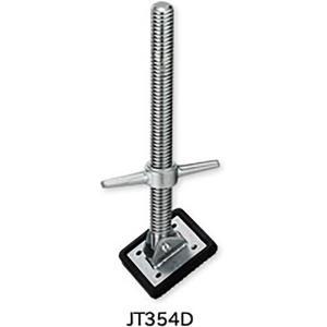 【5本】伊藤製作所 123 チルトジャッキ 直径 42.7 / 48.6 mm用 JT354D アMD|plusys