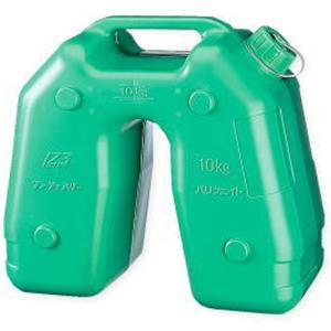 【5個】伊藤製作所 123 バリウェイト BR10W 48.6 単管 バリケード 用の 重り アMD|plusys