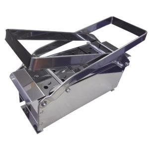 ステンレス製 紙燃料 薪 ペーパーログ製作器 アウトドアなどに