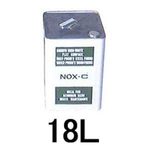 【個人宅不可】【北海道不可】ノックス-C 18L缶 コンクリート 型枠剥離剤 油性 タイプ ノックス 共B 【代引不可】|plusys