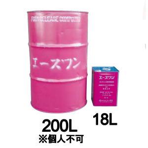 【個人宅不可】【北海道不可】エースワン 18L 缶 コンクリート 剥離剤 油性 タイプ ノックス 共B 【代引不可】|plusys