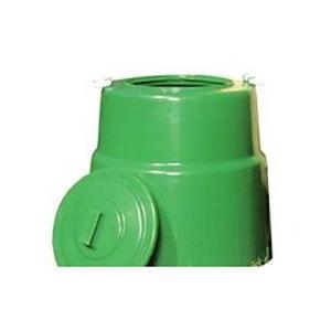 【北海道不可】コラポン 生ゴミ処理器 容量:130リットル サンポリ【代引不可】 plusys