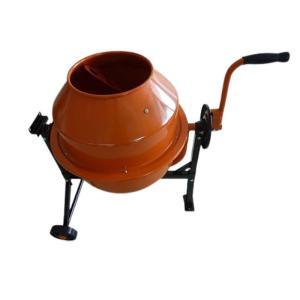電動ミキサー 63L SS100-63 肥料や養土混合 コンクリート撹拌に シN直送|plusys