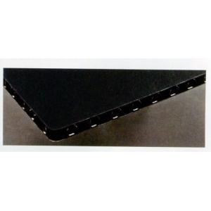 プラパール 黒 3層品 PGPP Z 厚さ10mm×幅1600mm×長さ2300mm 川上産業 カ施【代引不可】 plusys