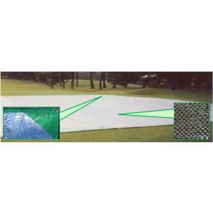 芝生保護シート Wタイプ(冬兼用) 【ゴルフ場 サッカー場の芝生保護に】 コーリ 【代引不可】|plusys