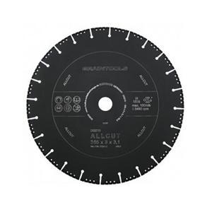 ディスクグラインダー 用 オールカットアトム ダイヤモンドディスク 355×3.1×30.5(25.4/22) コンクリート 鉄 乾湿両用 ローデウス 三冨D|plusys