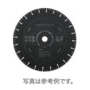 ディスクグラインダー 用 オールカットアトム ダイヤモンドディスク 405×3.3×30.5(25.4/22) コンクリート 鉄 乾湿両用 ローデウス 三冨D|plusys