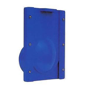 水口栓 125型 青 (水田用 給 水位 調整 )  VU125 塩ビパイプ に接続可能  田 田んぼ 水田 用 吸水口 取水栓 北EDPZZ|plusys