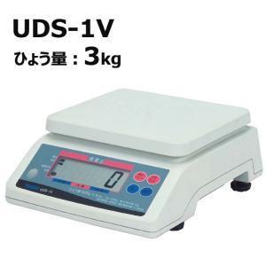 デジタル 上皿はかり UDS-1V-3 ひょう量3kg 検定品 大和製衡 ヤマト 高K【代引き不可】|plusys