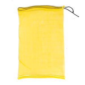 種もみ袋 ( 種籾 ネット、種籾消毒袋 ) - 大40×65cm 黄色 10枚入れ 日ADPZZ|plusys