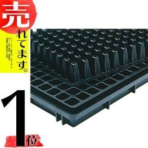 タキイ 根巻防止 セルトレイM型 ストロング 黒 128穴 8×16列 100枚入り 300×590mm プラグトレイ タ種D plusys