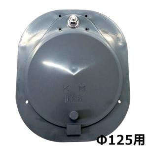 水口パイプ 灰色 125型 VP125 VU125 用 塩ビパイプ に接続可 KMW01 ( 田んぼ 水田 田 田んぼ の給水口 吸水口 取水栓 ) カEDPZZ|plusys
