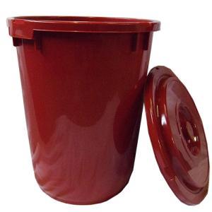 【5個】 トンボ プラスチック製 みそ樽 42型 容量42L 国産 金T【代引不可】 plusys