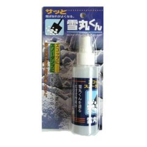 コンパル 滑雪剤 雪丸くん 100ml 雪がつきにくい アサノヤ産業 PD|plusys