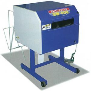 【個人宅配送不可】 全自動 育苗箱洗浄機 SW-500 ケーエス製販 ケS【代引不可】法人のみ plusys