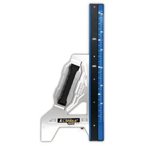 丸ノコ ガイド 定規 エルアングル プラス 73151 60cm 併用目盛 シンワ測定 H|plusys