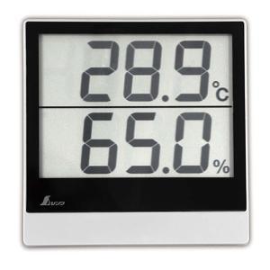 デジタル 温湿度計 Smart A 〔73115〕 シンワ測定 H|plusys