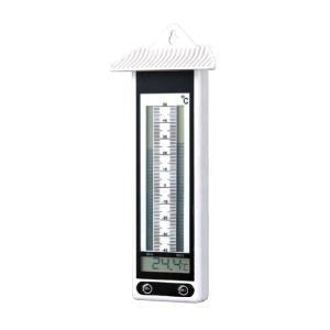 デジタル最高最低温度計 TD-8157 ビニールハウスの温度管理に エンペックス EMPEX 高KD|plusys