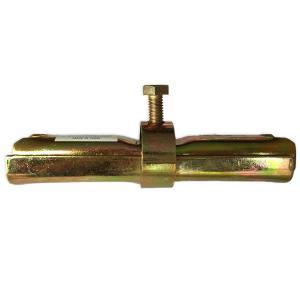 単管 C型ジョイント 直径 48.6 mm 30個入 【ボンジョイント】 シN直送|plusys