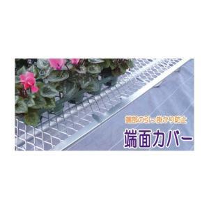 【受注生産品】エキスパンドメタル 端面カバー 1800L 30個入 メグリーン タ種D個人店入れ plusys
