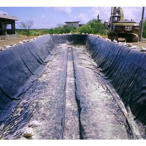 【個人宅配送不可】 マーカリアンS 1.5mm 2.04m x 20m  遮水 止水 シート タツノ化学 池作り 廃棄場の止水に 共B 【代引不可】 plusys