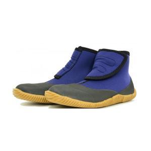 ワークシューズ プラス N700  ネイビー サイズM (24.5-25.5cm) 農作業 靴 アトムワークス 三冨D|plusys