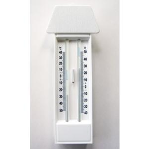温度計 サーモ310 屋外用最高最低温度計 アイシー 金TD|plusys