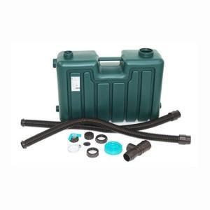 ミツギロン 雨水タンク 50L EG-24 ダークグリーン 屋外用貯水用品 金TD