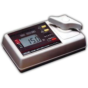 米麦水分測定器 水分計 モイスター オガ電子DPZZ|plusys