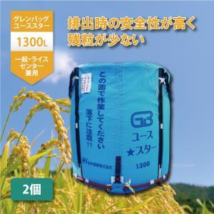 個人宅配送不可 グレンバッグユーススター 1300L 田中産業製 ライスセンター 一般乾燥機 兼用 ...
