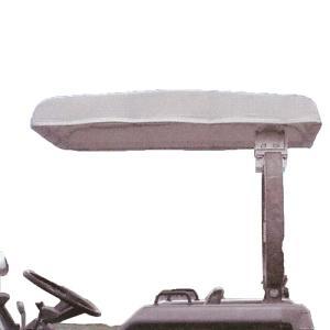 トラクターの安全フレームに簡単に取付できます。  安全フレームサイズ 角パイプサイズ75×45mm ...